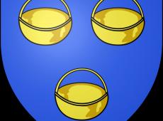 Wapenschild Ekeren (bierschalen)