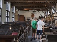 Museum Plantin Moretus Antwerpen