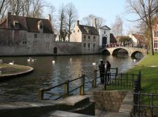 Poort Begijnhof Brugge