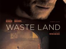 Affiche 'Wasteland' van regisseur Pieter Van Hees