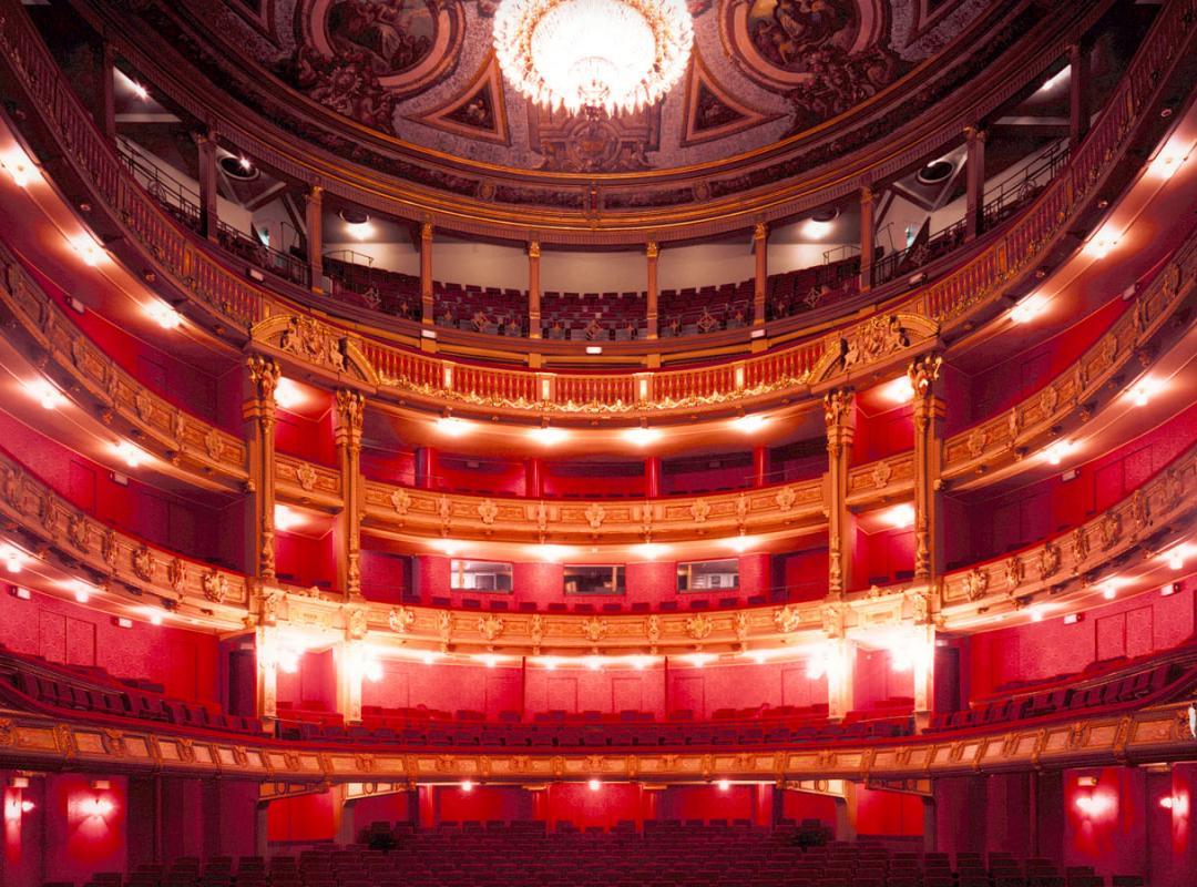 Operagebouw Gent