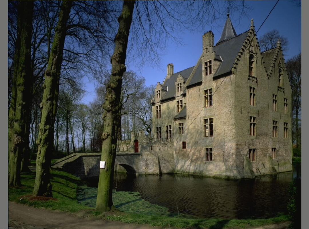 Kasteel van Beauvoorde, Veurne (foto: Agentschap Onroerend Erfgoed)
