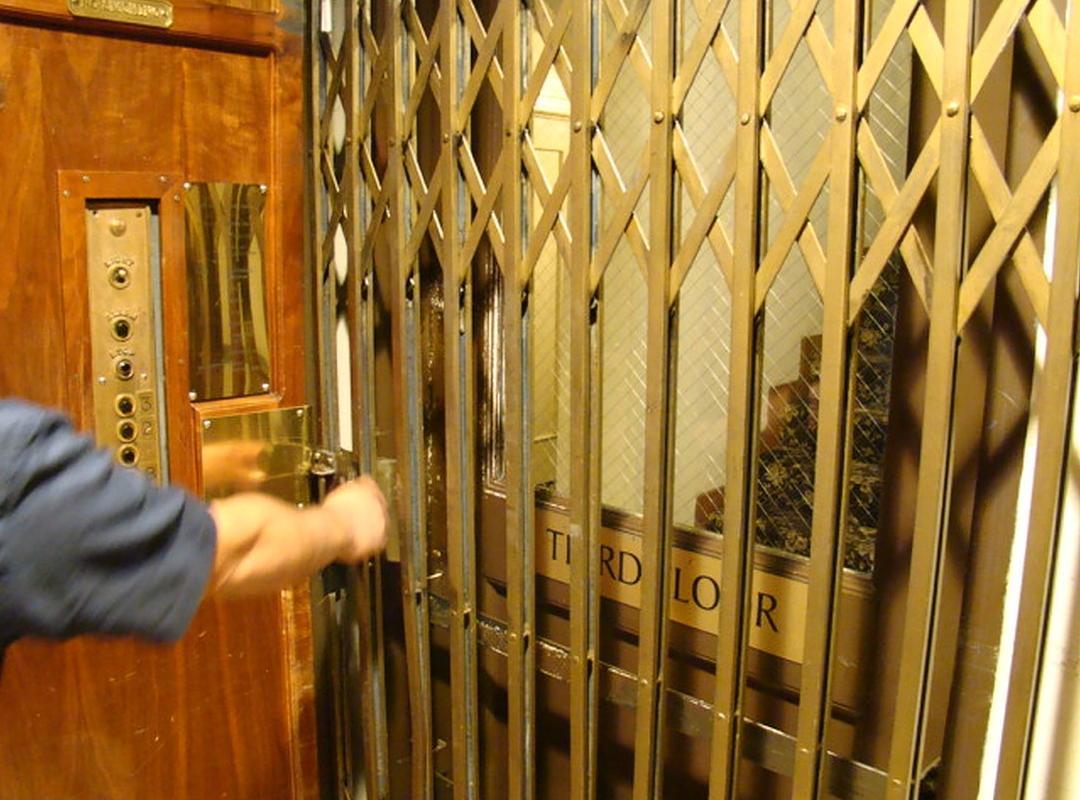 Historische lift
